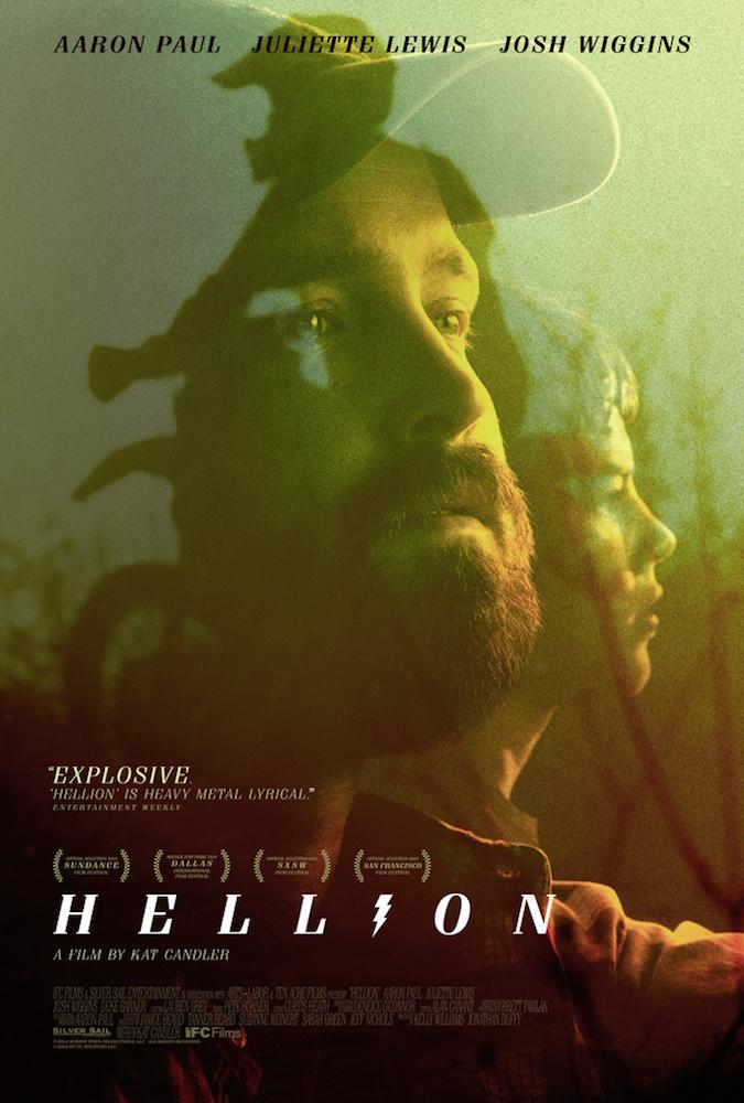 'Hellion' Poster