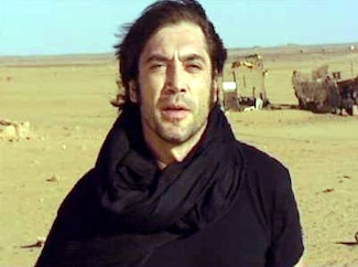 Academy Award-winning actor Javier Bardem