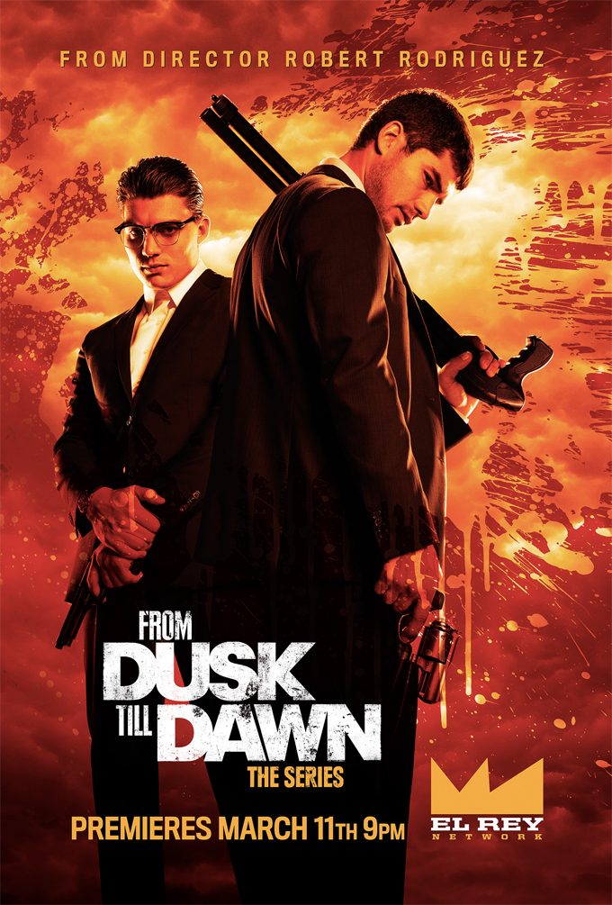 """From Dusk Till Dawn: The Series""- Geckos"