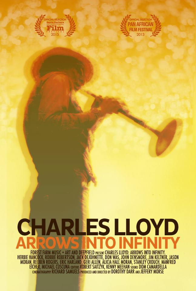Charles Lloyd Poster