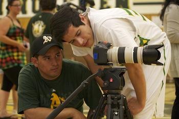 Dir. Gus Gustavo & Actor Jorge Diaz