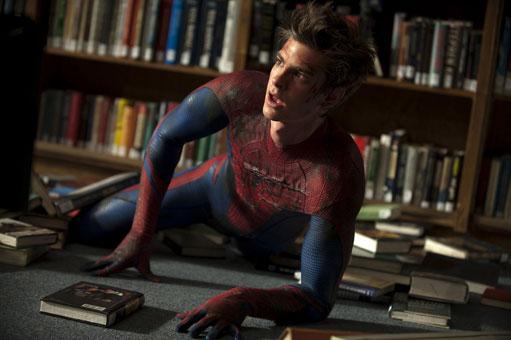 Andrew Garfield The Amazing Spider-Man skip crop