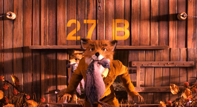 Fantastic Mr. Fox (skip)