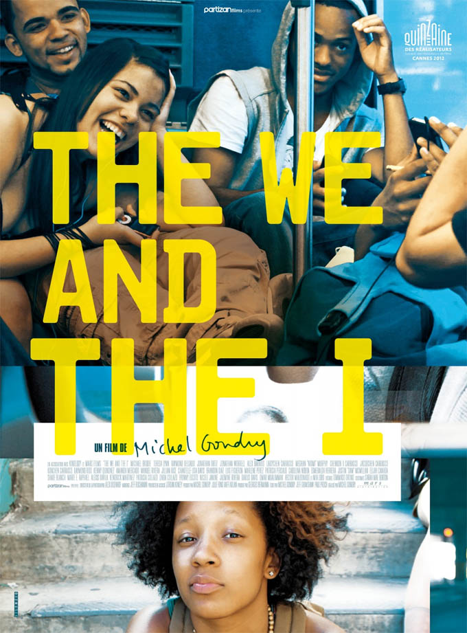 We & I Poster