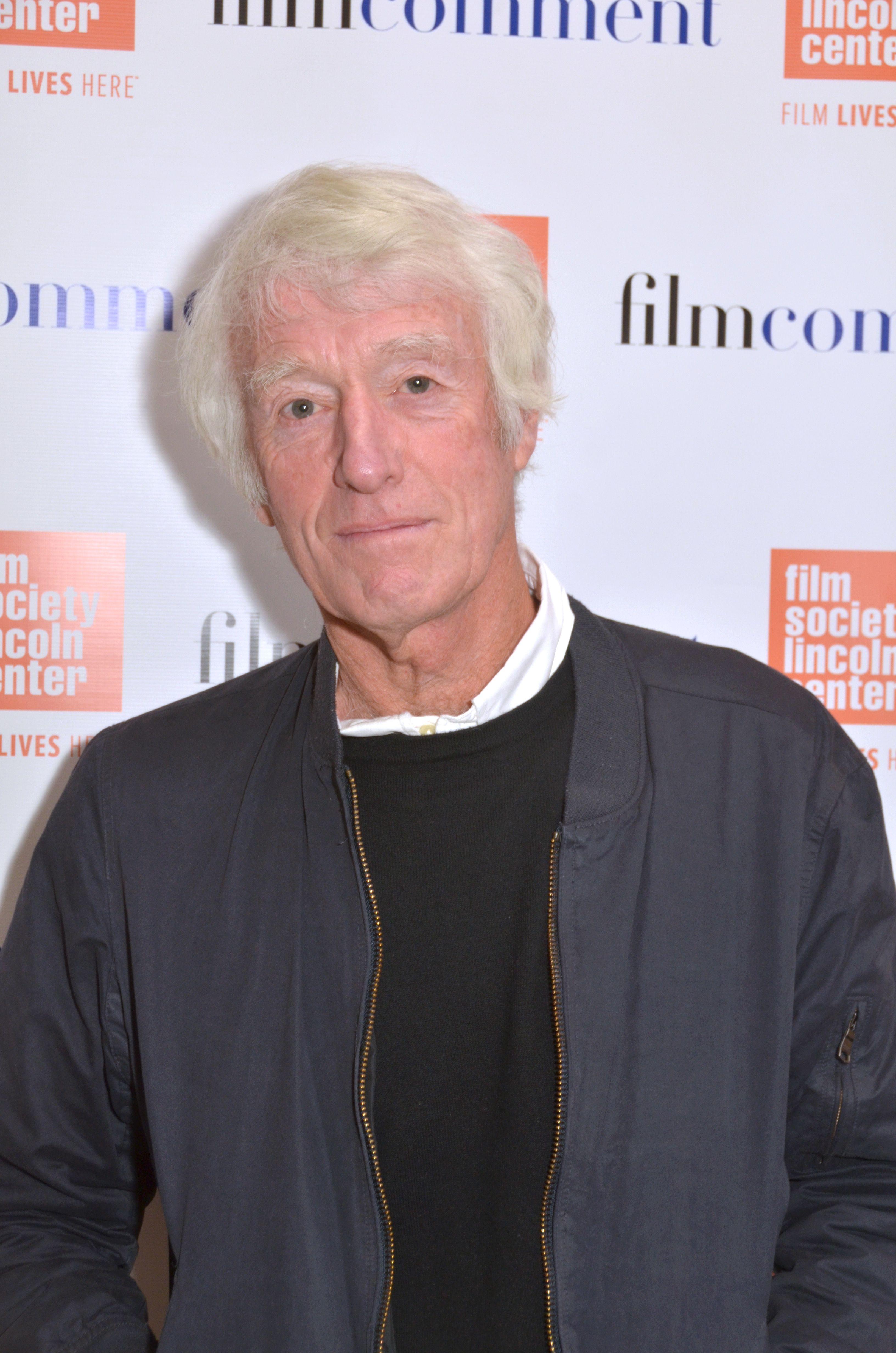 """Sicario"" cinematographer Roger Deakins"