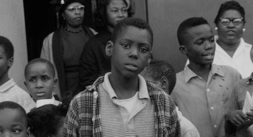 "An image from Kartemquin Films' ""'63 Boycott"""