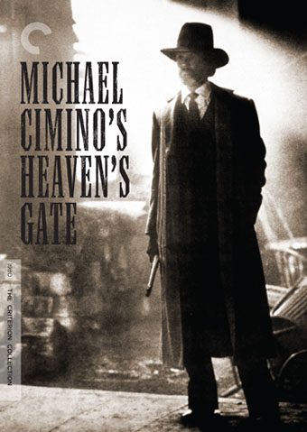 Heaven's Gate DVD