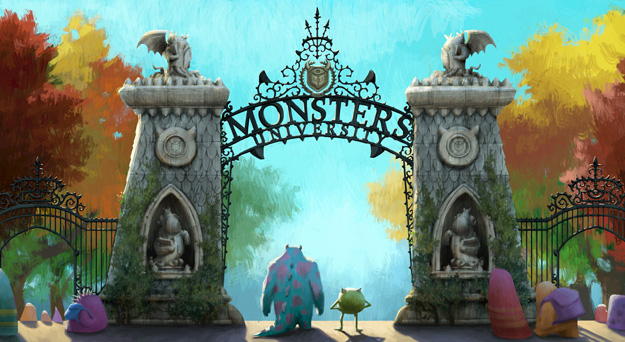 Monsters University (skip)