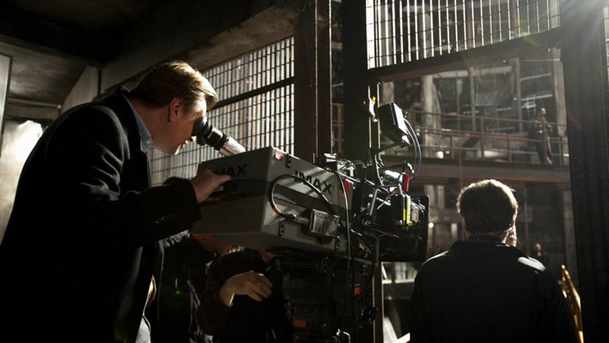 The Dark Knight Rises, Behind The Scenes (skip crop)