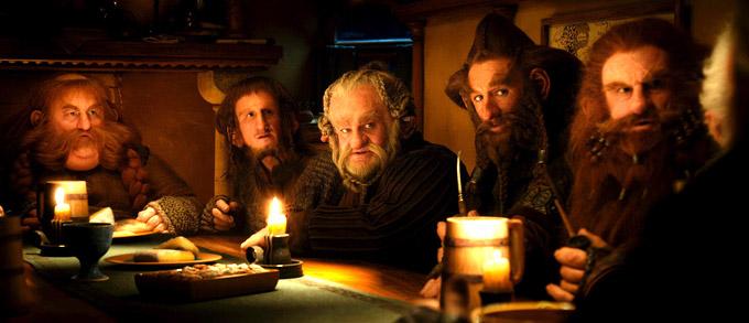 The Hobbit: An Unexpected Journey skip crop