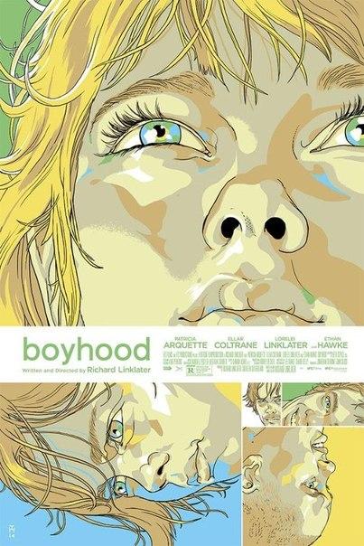 Boyhood, poster
