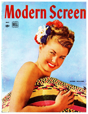 Modern Screen-Esther Williams