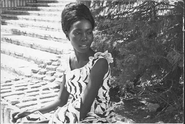 """Ousmane Sembène's 1966 classic """"La Noire de…"""" (""""Black Girl"""")"""