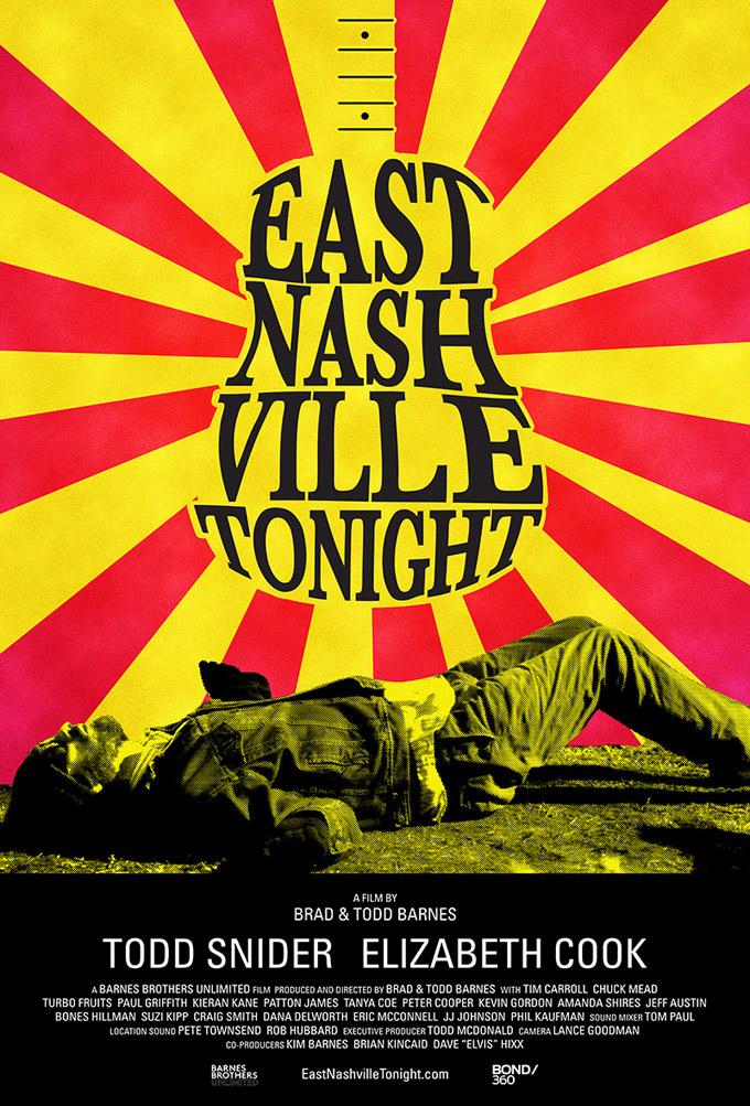 East Nashville Tonight Poster