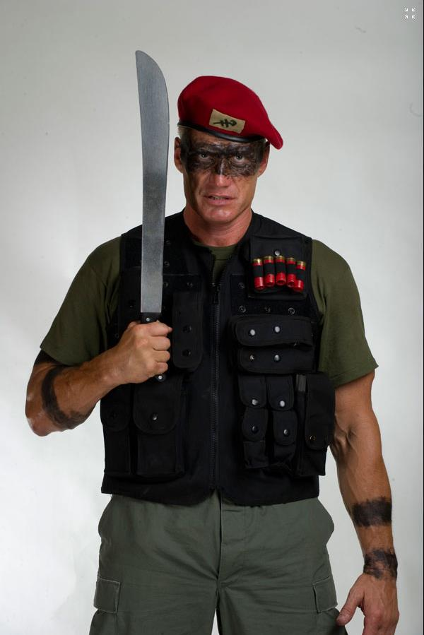 Dolph Lundgren The Expendables 2