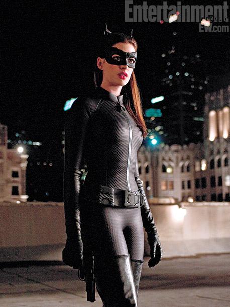 Catwoman, TDKR