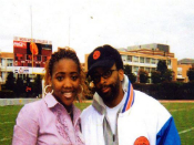 Kiandra Parks, Spike Lee at Morehouse College (2000)