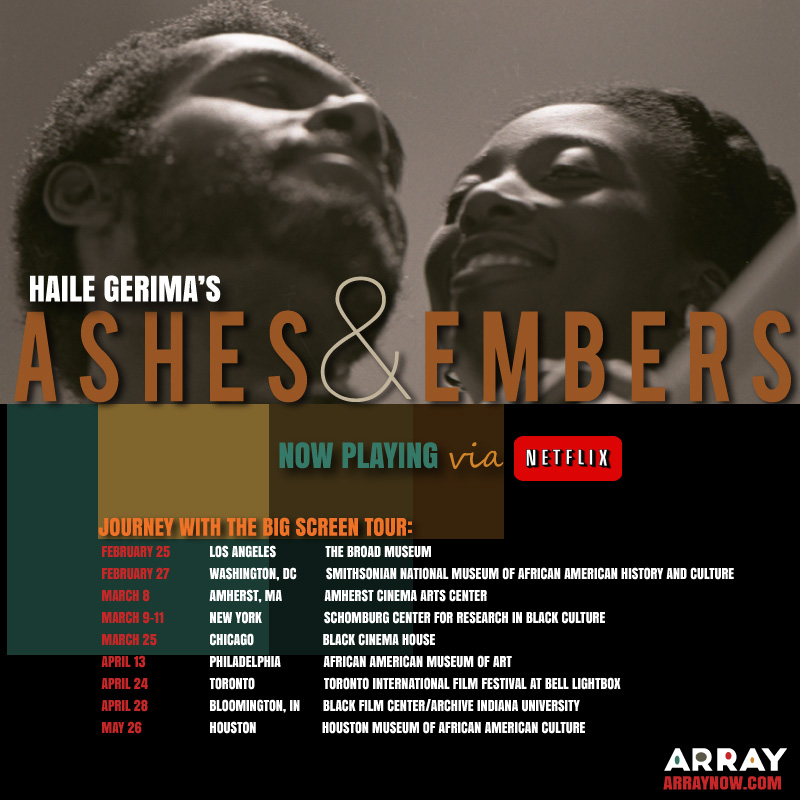 """Ashes and Embers"""
