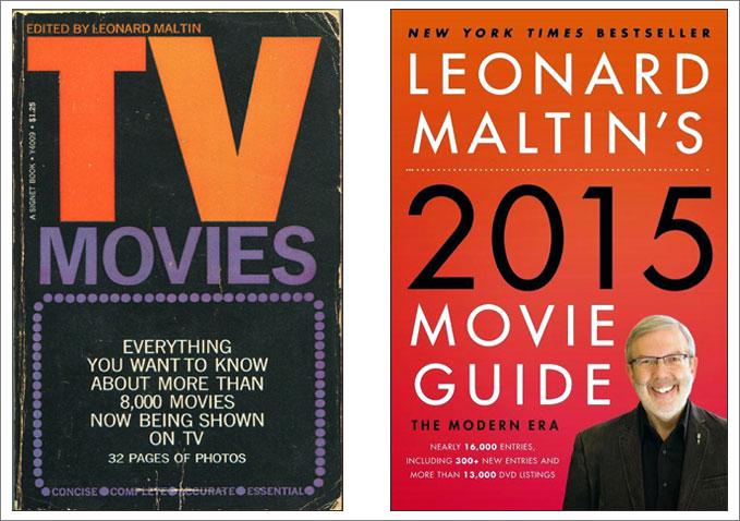 Maltin's TV Movies+Movie Guide 2015