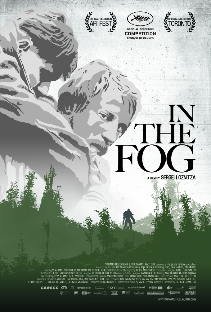 In The Fog poster skip crop