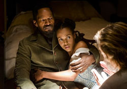 Foxx slave Django