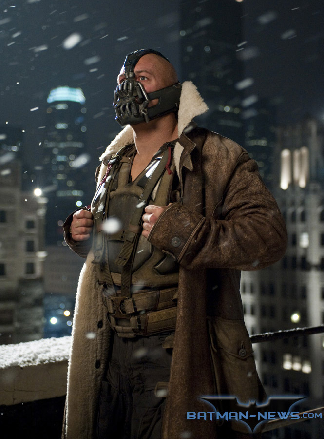 The Dark Knight Rises, Bane