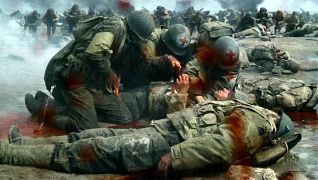 D Day Saving Private Ryan Steven Spielber...
