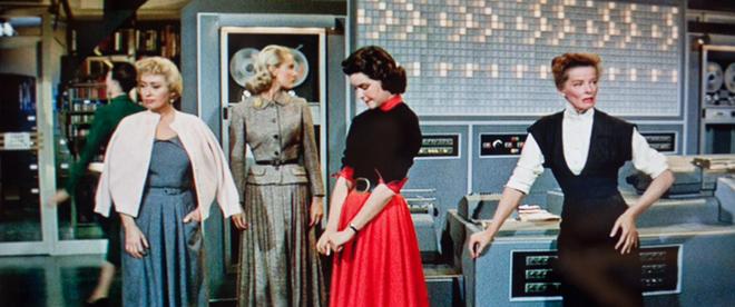 'Desk Set,' 1957.