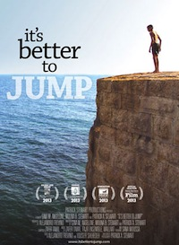 'It's Better to Jump' poster
