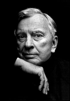 Gore Vidal headshot older