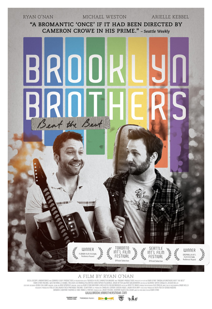 Brooklyn Brothers Beat The Best Poster