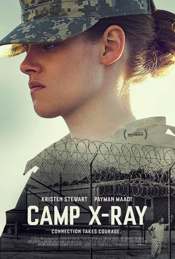 Camp X-Ray, poster