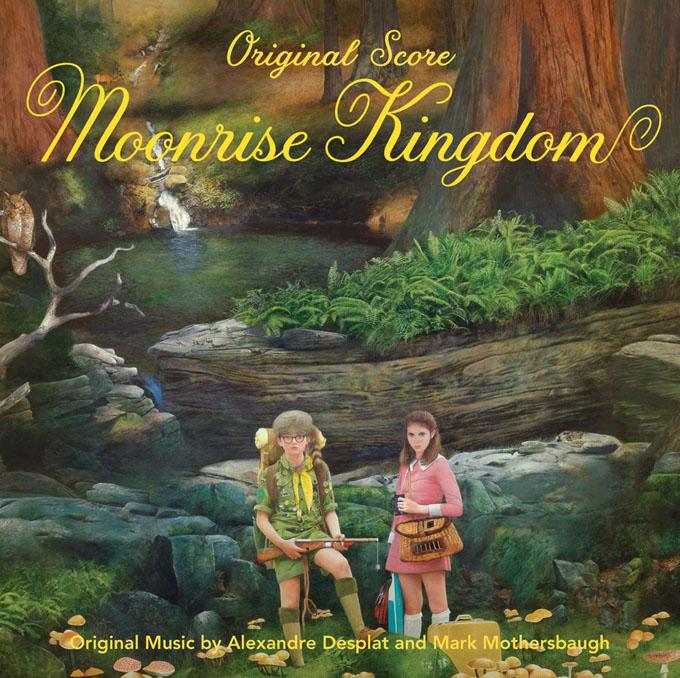 Moonrise Kingdom LP Artwork skip