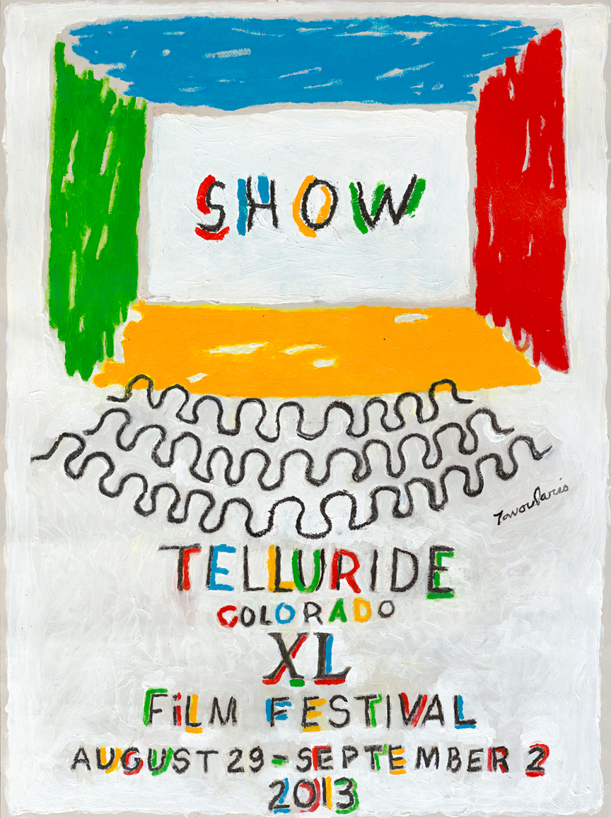 Telluride 40th poster