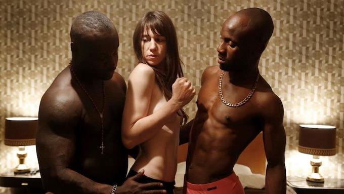 Lars von Trier, Nymphomaniac, Charlotte Gainsbourg (skip)