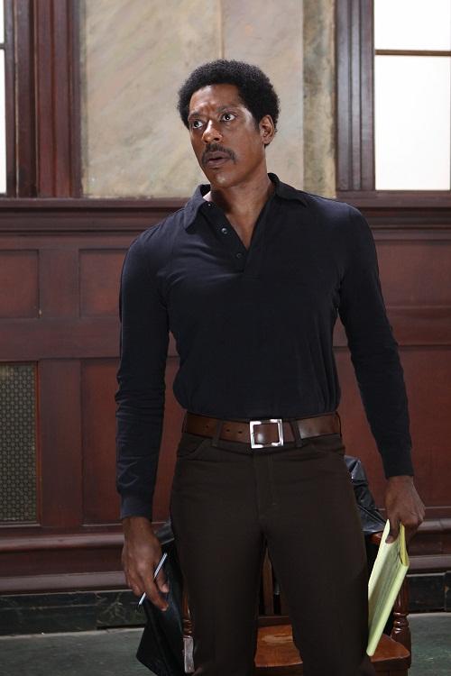 Orlando Jones as Bobby Seale