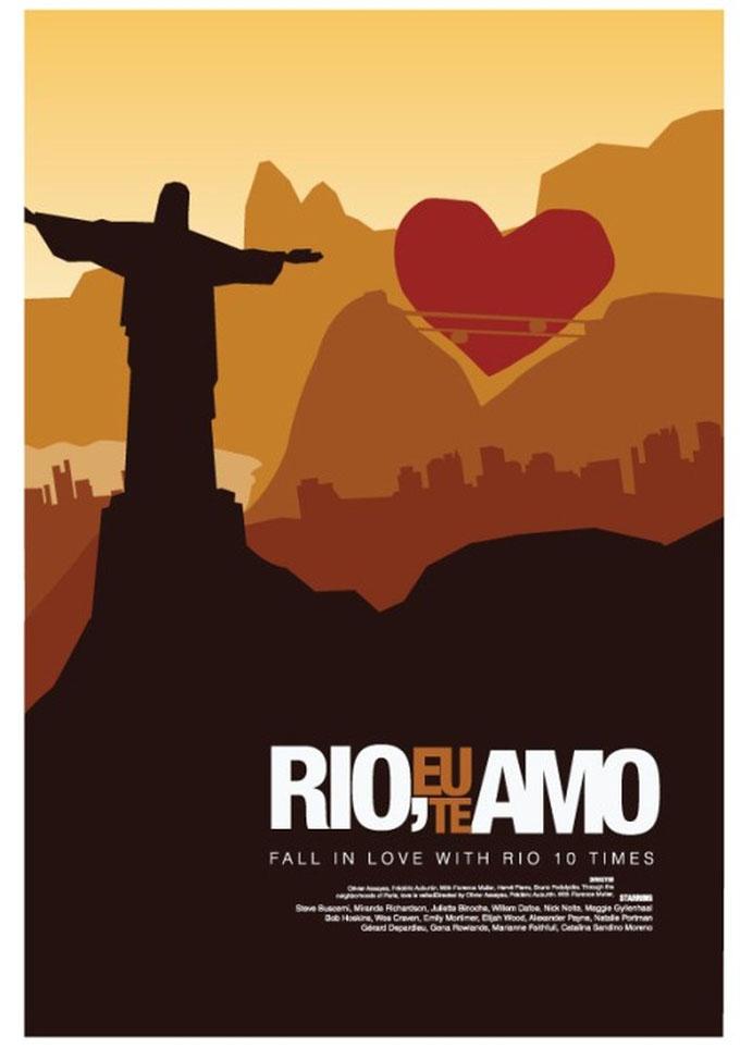 Rio, I Love You Poster