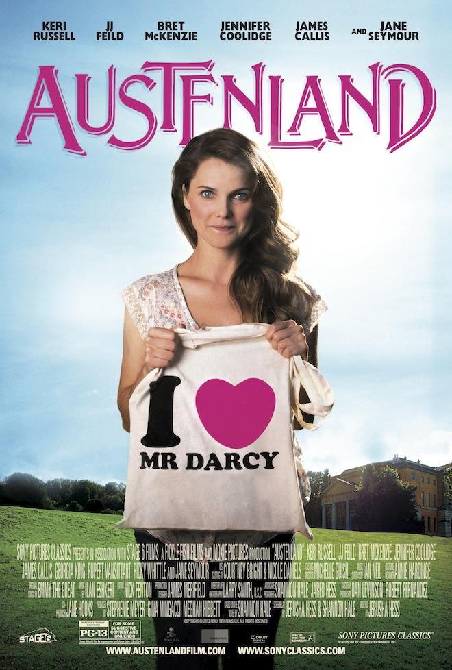 """""""Austenland"""""""