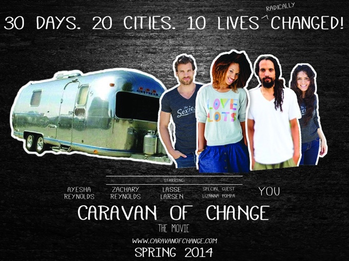 Caravans of Change