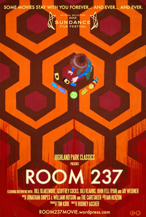 Room 237 Poster full