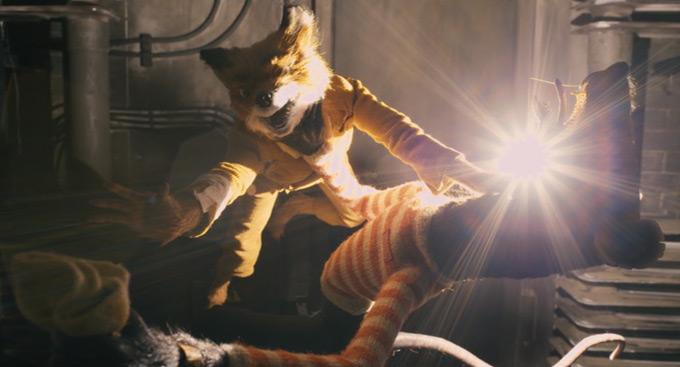 Fantastic Mr. Fox, (skip)