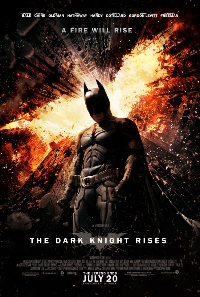 The Dark Knight Rises Final Poster skip crop