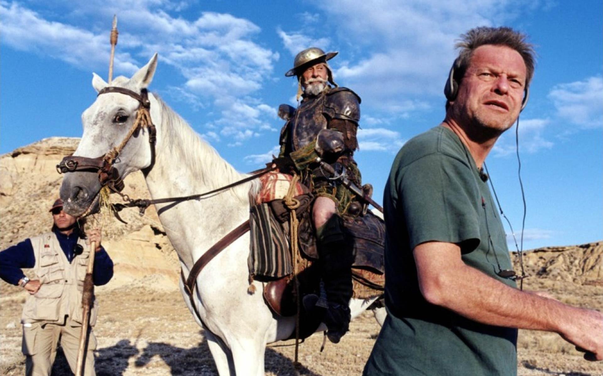 """Lost in La Mancha"""