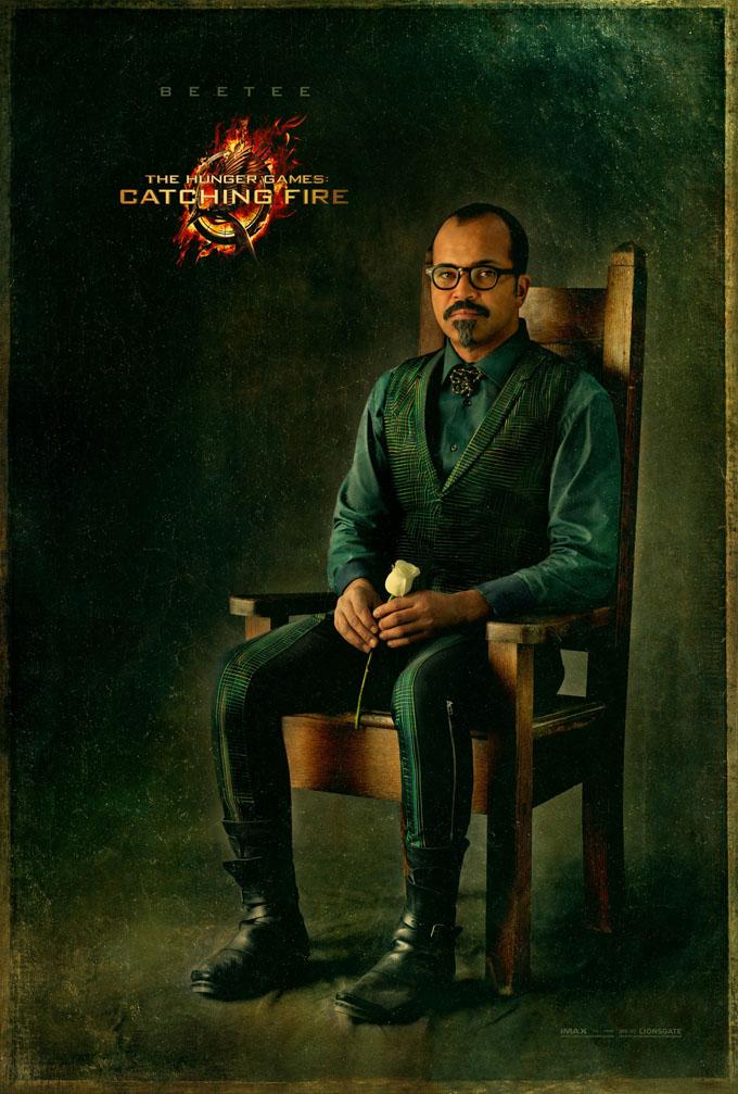 Hunger Game Poster