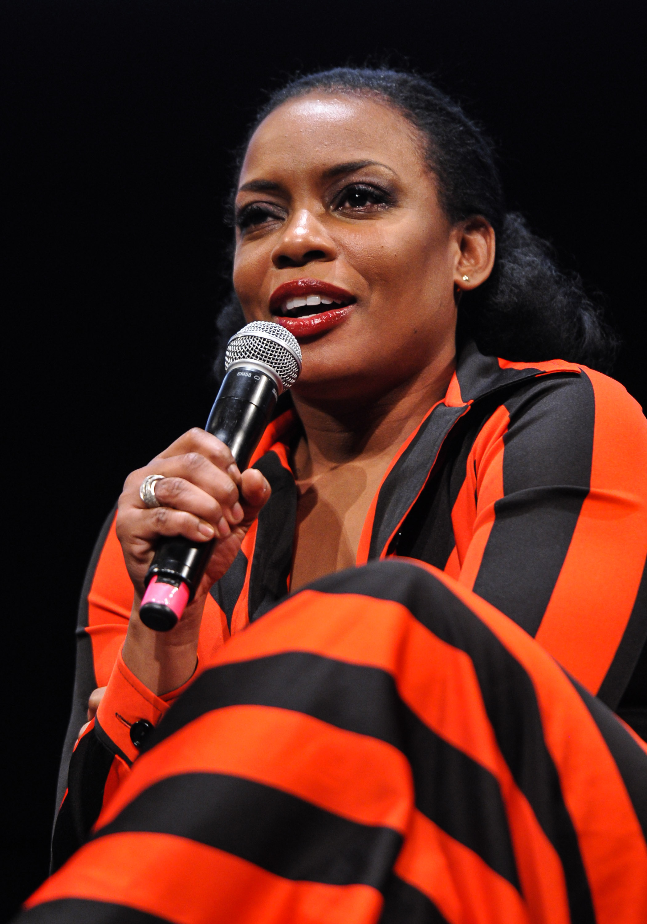 Aunjanue Ellis at TIFF Bell Lightbox - Photos by: Sam Santos | George Pimentel Photography