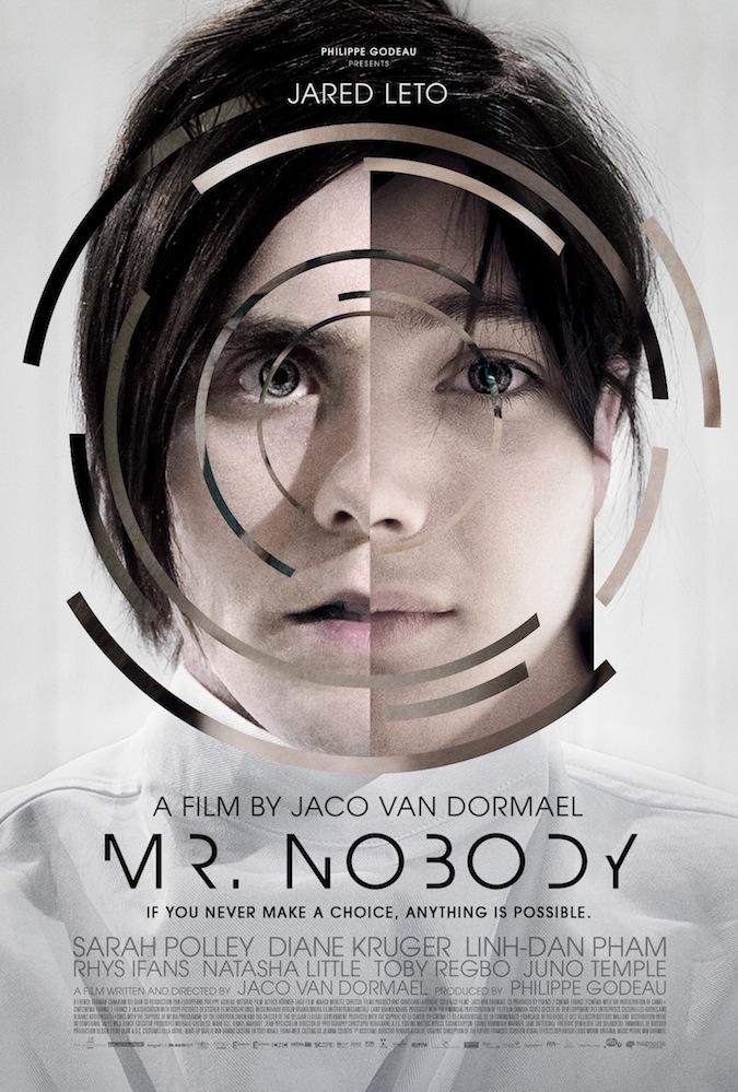 Mr Nobody Poster