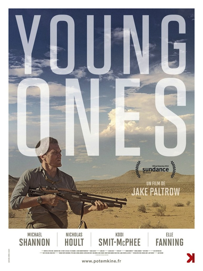 Young Ones, poster