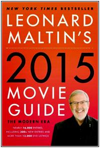 Leonard Maltin Annual Movie Guide-2015
