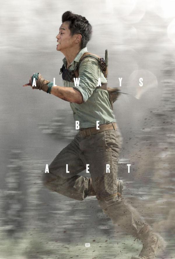 Maze Runner, poster