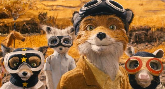 Fantastic Mr. Fox. (skip)